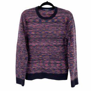 Scotch & Soda Marled Wool Crewneck Sweater